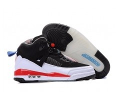 Nike Air Jordan Spizike Black New Blue White Infrared